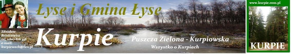 Kurpie Łyse i Gmina Łyse